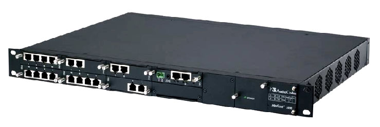 mediant1000 - آشنایی با VoIP Gateway